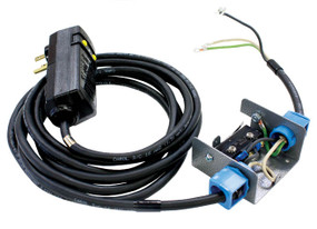 Switch & GFCI Plug and Power Cord Assembly