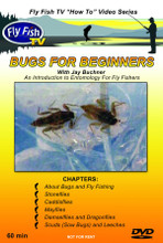 Bugs for Beginners - DVD Front Cover
