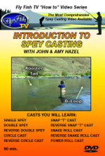 Spey Casting - DVD Front Cover