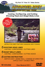 Advanced Spey Fishing - DVD Front Cover