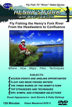 Henry's Fork - DVD Front Cover