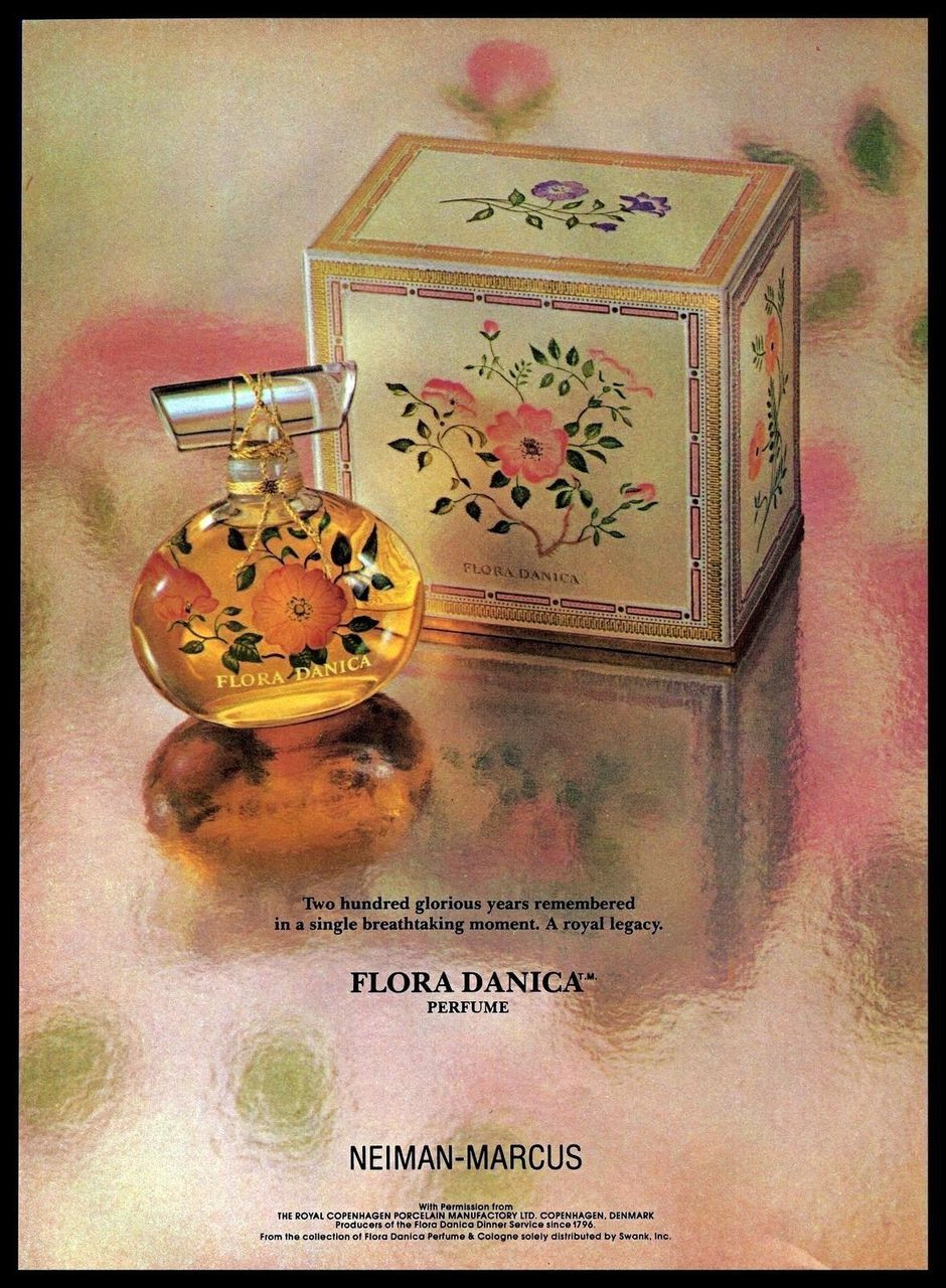 b50005c795b Buy Swank Royal Copenhagen Flora Danica Cologne Sample - Perfume Samples