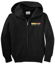 FOOTHILLS YOUTH ZIP UP SWEATSHIRTS (Size YXS - YXL)