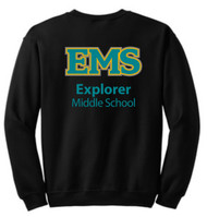 EXPLORER YOUTH CREWNECK SWEATSHIRT