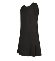 FOOTHILLS GIRLS BLACK JUMPER (Size 7-8)