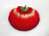 Tomato Vegetable Embroidered Iron On Applique Patch