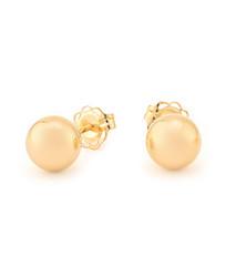 Tiny Ball Earrings