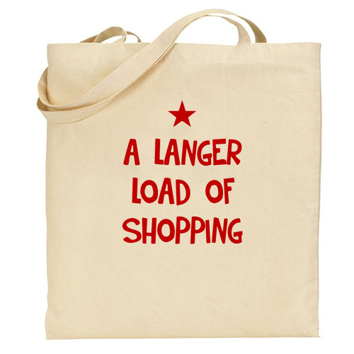 A Langer Load of Shopping