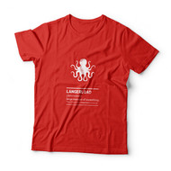 Langerload Cork Slang T-shirt