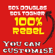 100% Rebel Baby T Shirt