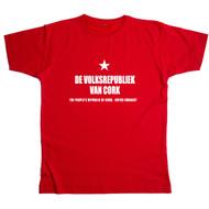 PROC Dutch t-shirt in red