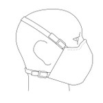 Premium GEN 2 Face Mask  - Reusable 2-Ply Fabric - CUSTOM MADE - Allow 3-5 days for completion