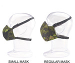 Premium GEN 2 Face Mask  - Reusable 2-Ply Fabric - SMALL
