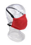 Premium GEN 2 Face Mask  - Reusable 2-Ply Fabric - Solid Fireman Red