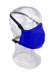 Premium GEN 2 Face Mask  - Reusable 2-Ply Fabric - Solid Royal Blue