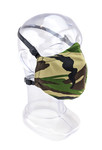 Premium GEN 2 Face Mask  - Reusable 2-Ply Fabric - British Woodland Camo