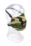 Premium GEN 2 Face Mask  - Reusable 2-Ply Fabric - British Woodland Camo