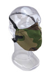 Premium GEN 2 Face Mask  - Reusable 2-Ply Fabric - US Woodland Camo