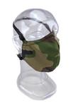 Premium GEN 2 Face Mask  - Reusable 2-Ply Fabric - US Woodland Camo