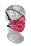 Premium Active Wear GEN 2 Face Mask  - Reusable 2-Ply Fabric - Digital Pink Camo