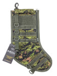 Tactical Christmas Stocking - Digital Forest - Limited Quantities