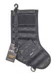 Tactical Christmas Stocking - Multicam Black - Limited Quantities