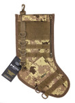 Tactical Christmas Stocking - Digital Desert - Limited Quantities