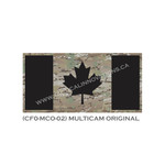 "Canadian Flag - 24"" x 48"" - MultiCam Original Camo"