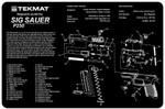Sig Sauer P250 Pistol Cleaning Mat