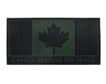 Morale Patch - Military Green - Canada Keeping the Peace