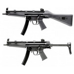 6mm MP5 - Training Marker