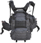 Explorer - B99 Patrick Combat Bag - Black