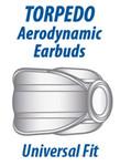 TORPEDO Universal Ear bud (3 Pack)