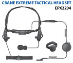 CRANE - EXTREME TACTICAL HEADSET KIT