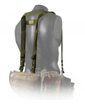 H.I.D.E. Suspenders (Hidden Internal Drag Extraction) OD Green