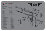 1911 Firearms Cleaning Mat (Grey)