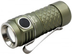 Klarus Mi1C 600 Lumen Pocket Flashlight Olive Drab