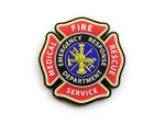 Morale Patch - FIRE Rescue Services Emblem