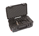 "SKB Mil-Spec Waterproof Case 20""x11""x7"" (6 Pistol Carry Case)"