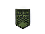 PVC Morale Patch -Provincial Shield - BRITISH COLUMBIA OD