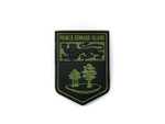 PVC Morale Patch -Provincial Shield - PRINCE EDWARD ISLAND OD