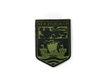 PVC Morale Patch -Provincial Shield - NEW BRUNSWICK OD
