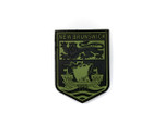 PVC Morale Patch -Provincial Shield - NEW BRUNSWICK OD