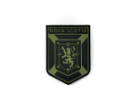 PVC Morale Patch -Provincial Shield - NOVA SCOTIA OD