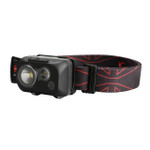 Klarus HC1-R Dual Color 3-LED Featherweight Waterproof Headlamp