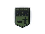 PVC Morale Patch -Provincial Shield - NUNAVUT ODG