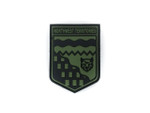 PVC Morale Patch -Provincial Shield - NORTHWEST TERRITORIES ODG