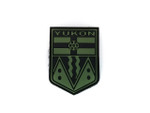 PVC Morale Patch -Provincial Shield - YUKON ODG