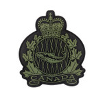 PVC Morale Patch - Custom Department of Fishers & Oceans  Enforcement (NOT AVAILABLE FOR PURCHASE)