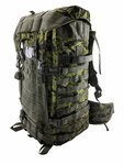 Tactical Innovations Canada 65L Hybrid Cargo Pack / Duffel - Digital Forest (GET 1 FREE PATCH PER BAG ORDER)